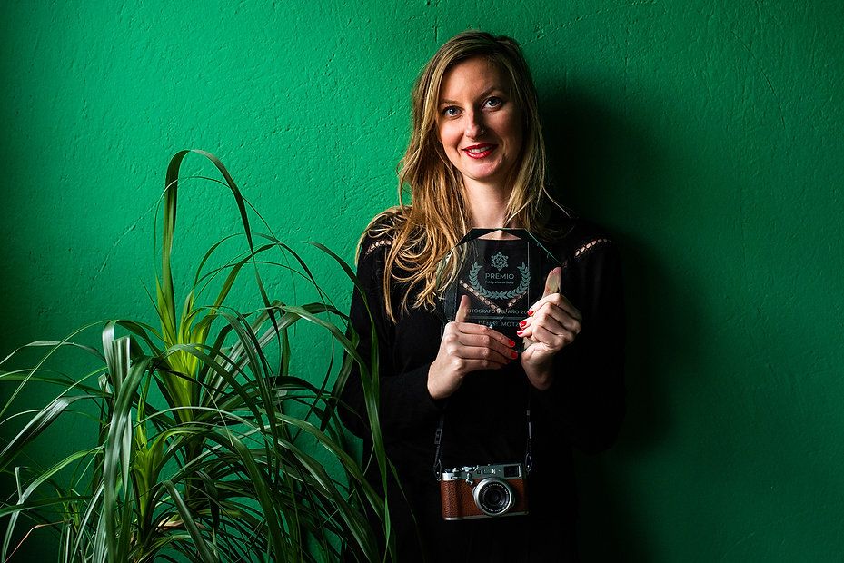 Eerste prijs beste trouwfotograaf Denise Motz