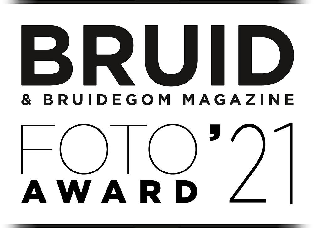 Bruidsfoto award 2021 - Bruid & bruidegom magazine