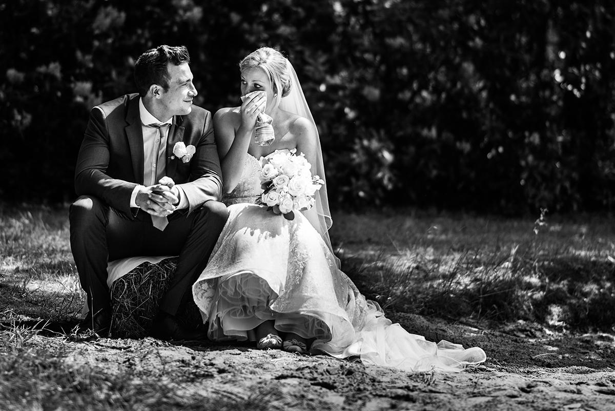 Spontane trouwfotografie Gent, Denise Mo