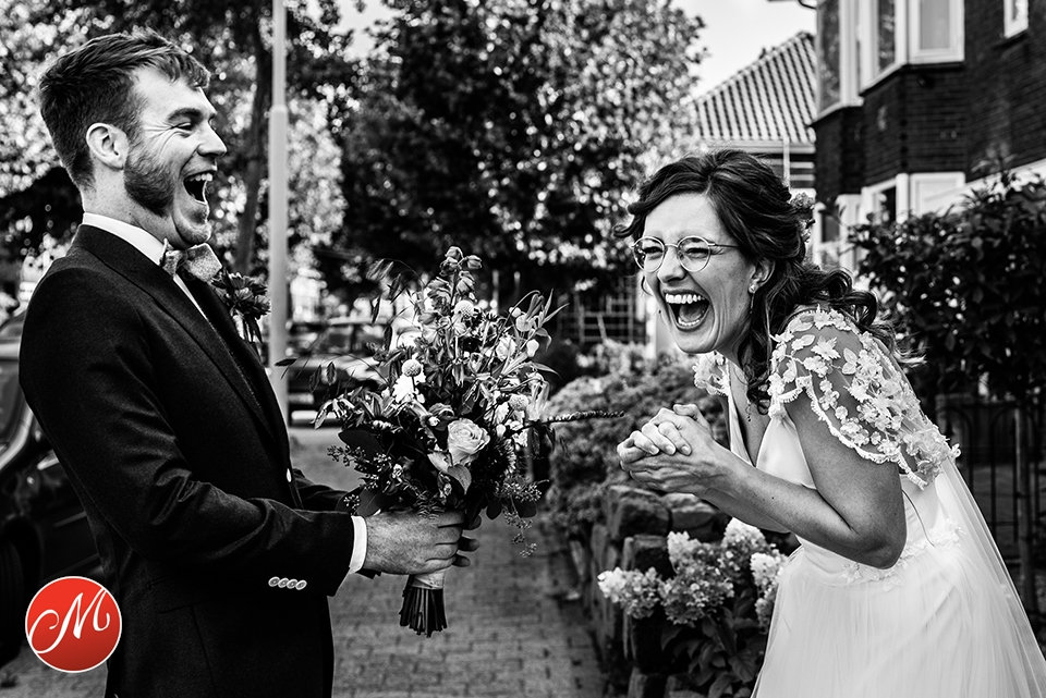 Award bruidsfotografie Breda Masters of wedding Photography, spontane trouwfotografie