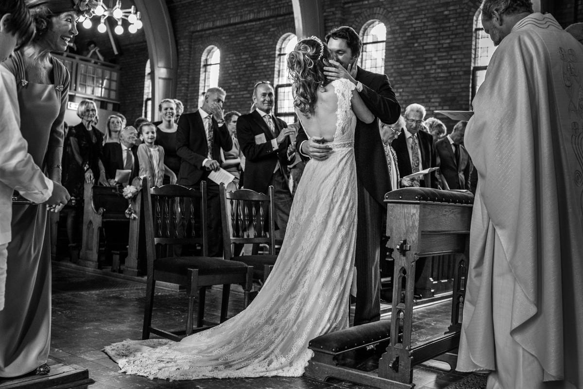 Verhalende trouwfotografie