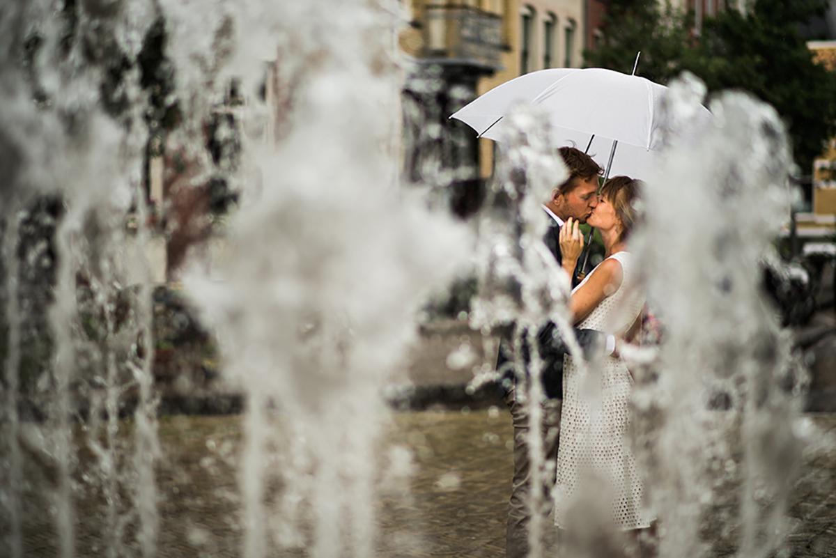 Spontane trouwfotografie Amsterdam trouw