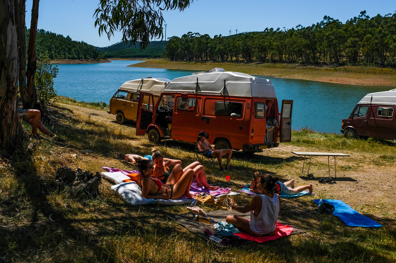 PHOTOGRaphy camper retreat portugal