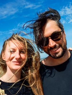 Trouwfotograaf Denise Motz met Italiaanse vriend