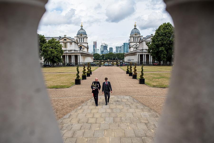 Trouwen in het buitenland Londen
