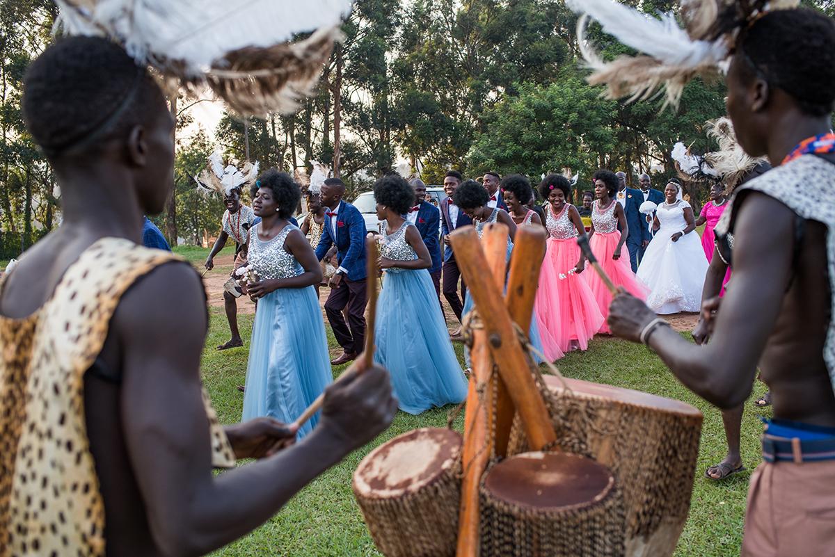 Trouwen in het buitenland, Kampala Ugand