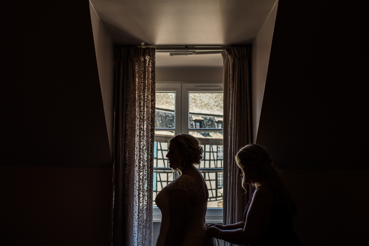 Trouwfotografie Frankrijk