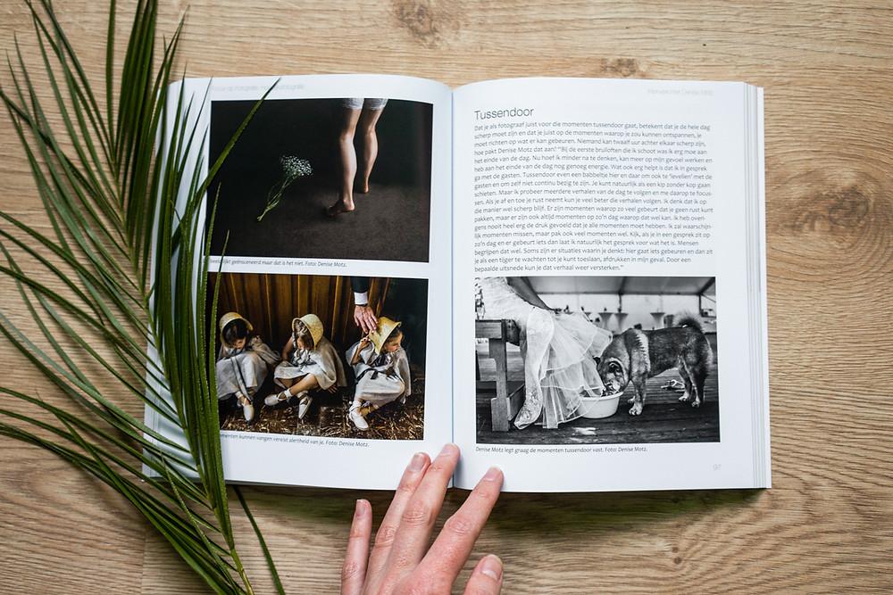 Boek huwelijksfotografie, trouwfotografie
