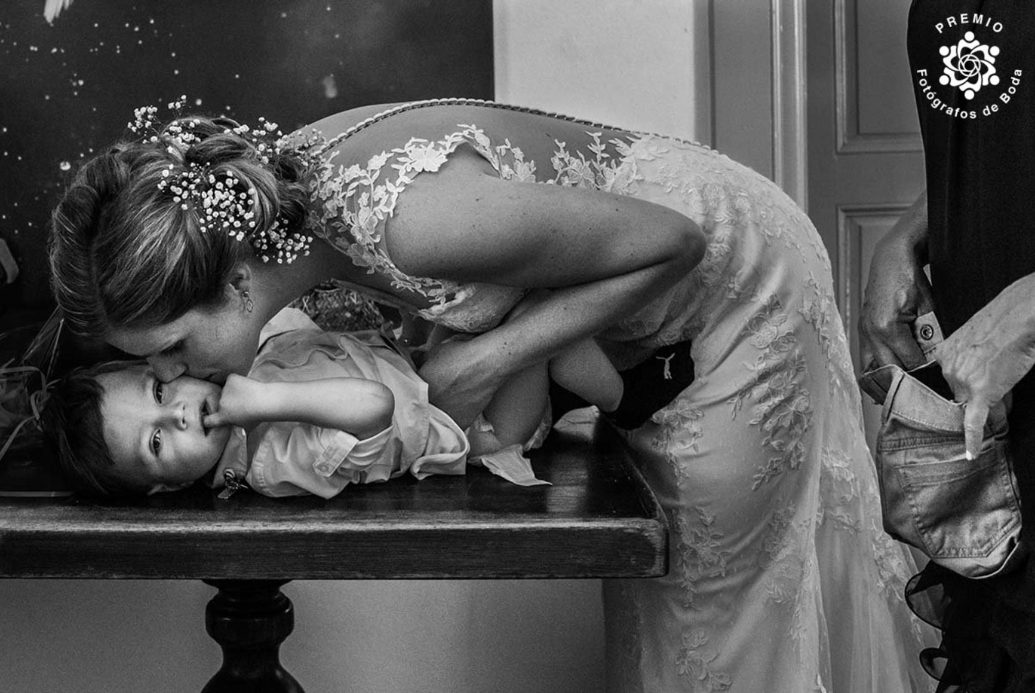 Ongeposeerde trouwfotografie, Heeswijk