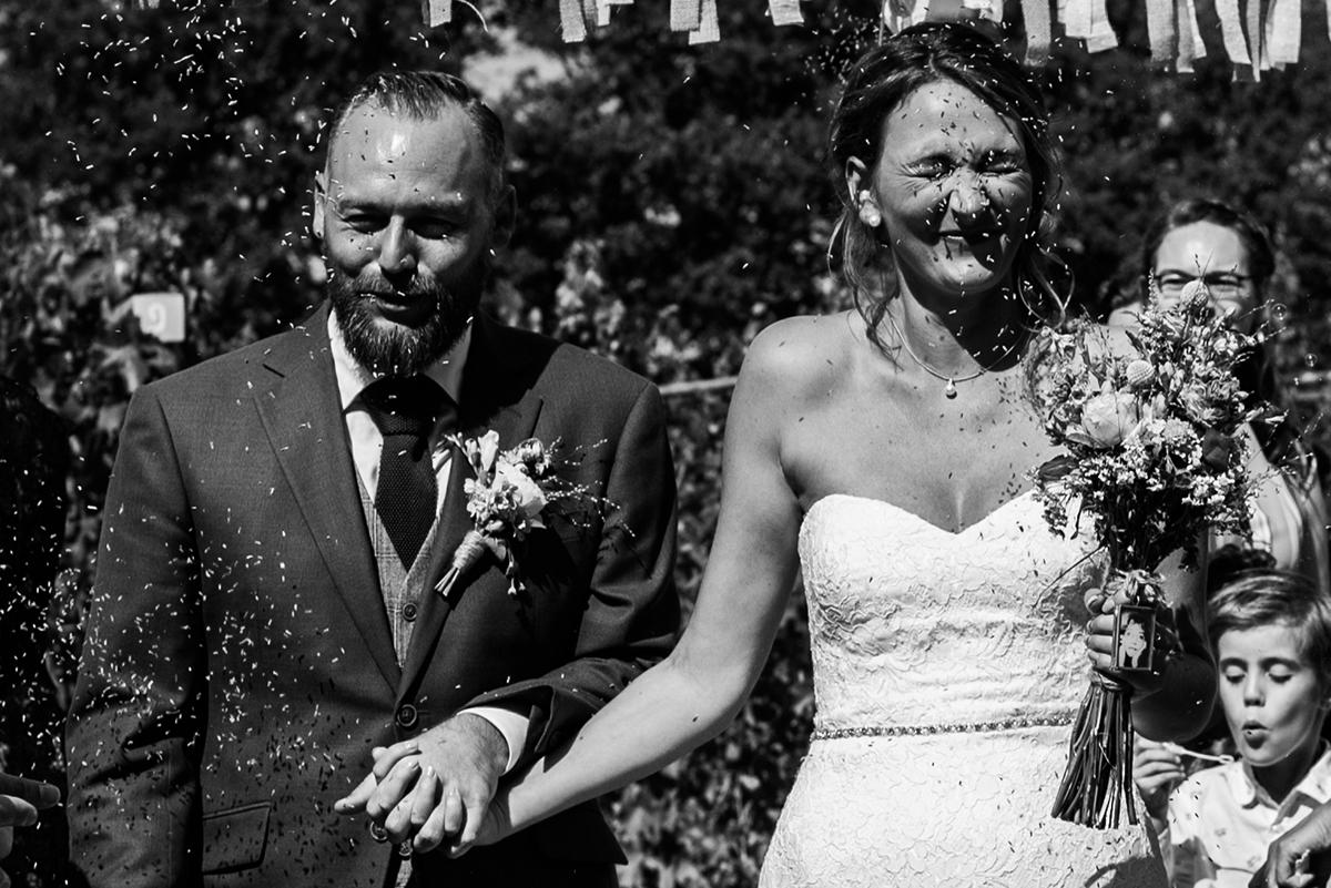 Spontane trouwfotografie Breda ceremonie