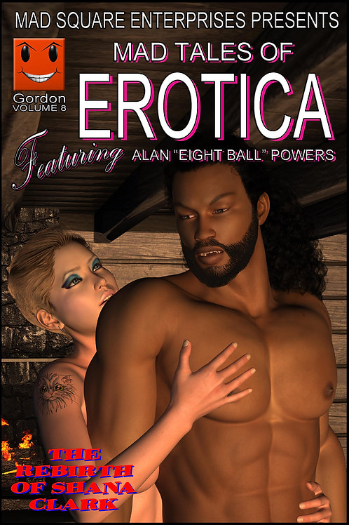 MAD TALES OF EROTICA - VOLUME 8