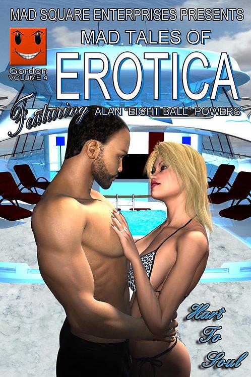 MAD TALES OF EROTICA - VOLUME 4