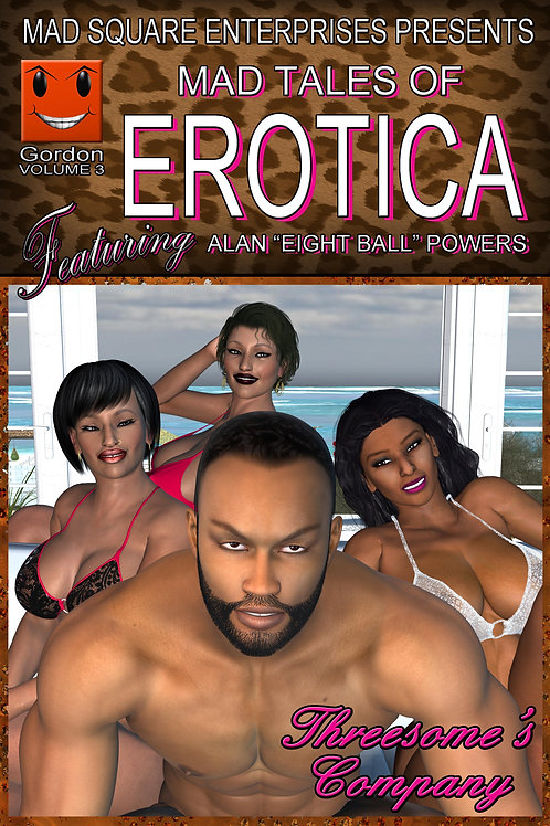 MAD TALES OF EROTICA - VOLUME 3