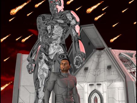 O-GUN: The Cosmic Defender!