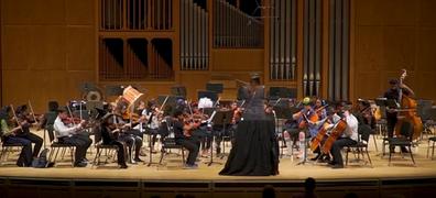 Intermezzo, Fall Concert, Opperman Hall.