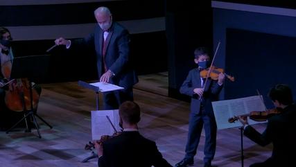 Kye Richardson, Mozart Concerto