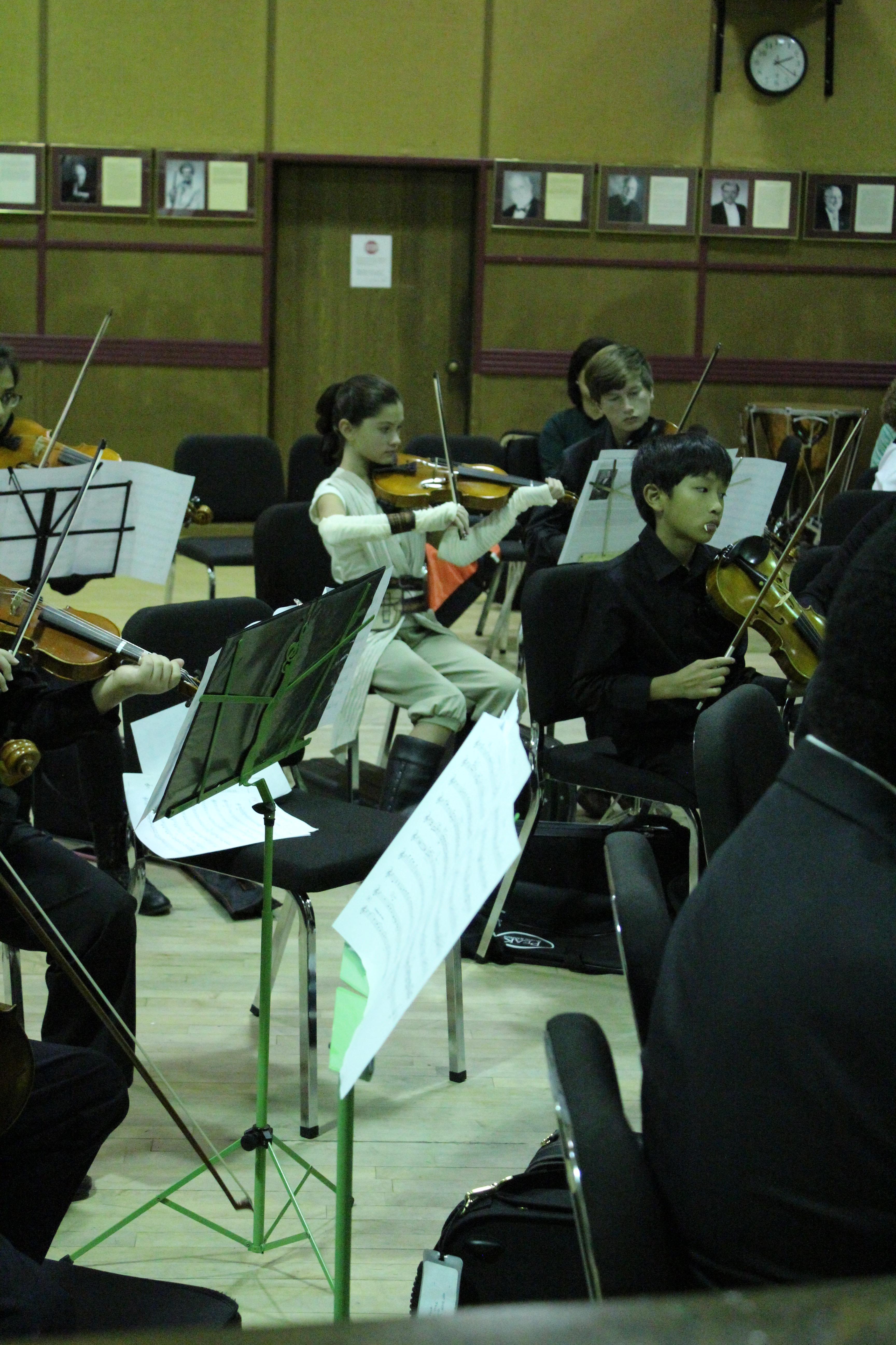 TYO 2016 Fall Concert