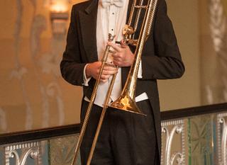 Ross Holcombe   Principal Trombonist, Spokane Symphony Orchestra