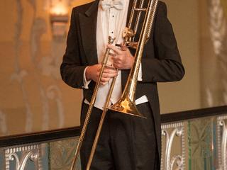 Ross Holcombe | Principal Trombonist, Spokane Symphony Orchestra