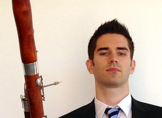 Drew Pattison   Professor of Bassoon, DePaul University