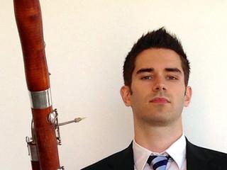 Drew Pattison | Professor of Bassoon, DePaul University