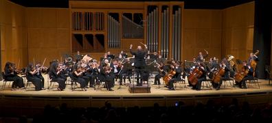 Opperman Hall, Mr Miller, Symphony 2.png