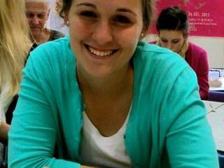 Lillian Cleveland | Young Adult Volunteer, Nashville, TN