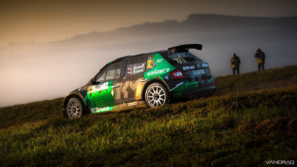 Rally Vyškov 2019