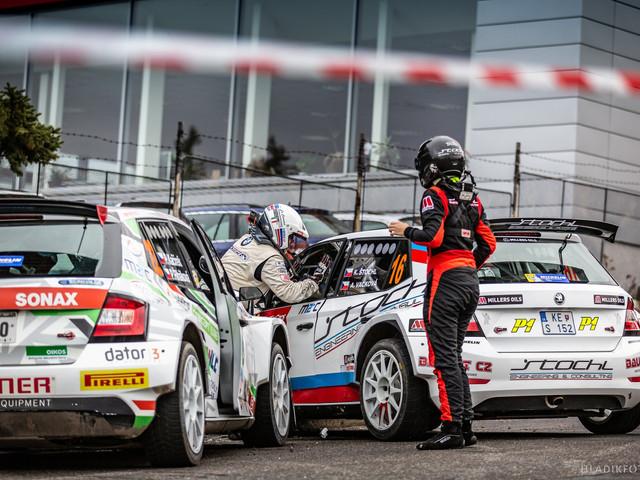 Prague RallySprint 2019