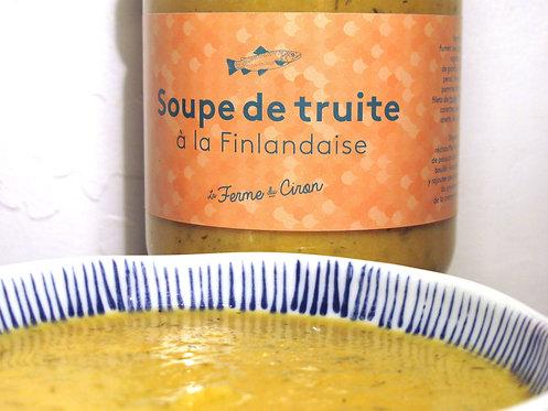 Soupe de Truite à la Finlandaise