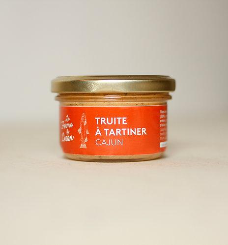 TRUITE À TARTINER Cajun