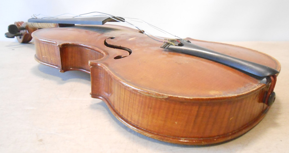violin side