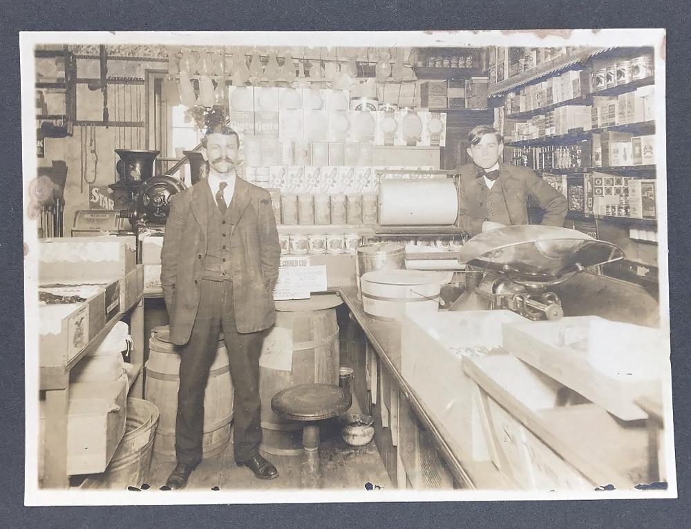 photo of original store