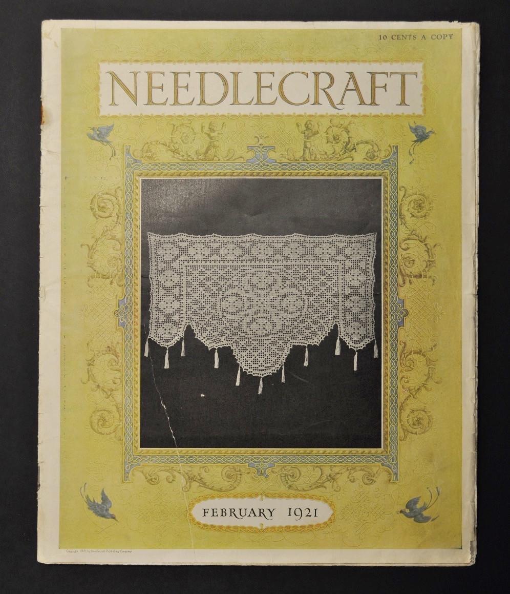 Needlecraft Magazine Feb. 1921
