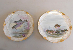 Limoges plates