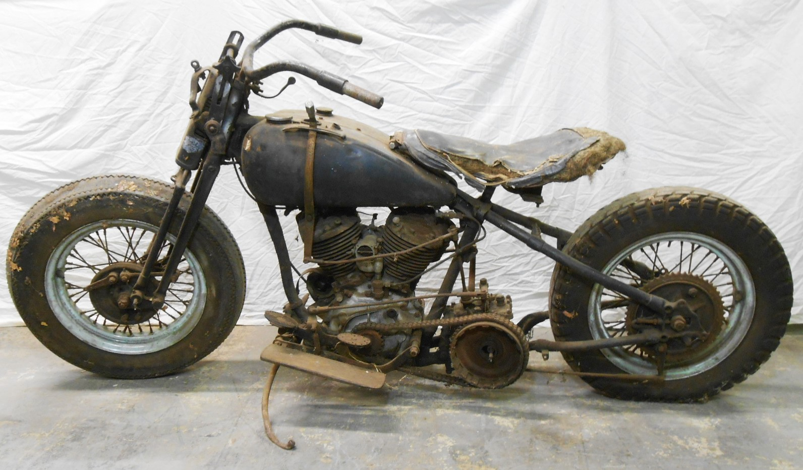 1936 Harley Davidson