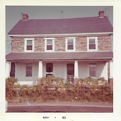 house in 1963
