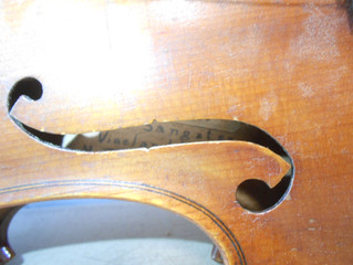 Stradivarius of New Jersey?
