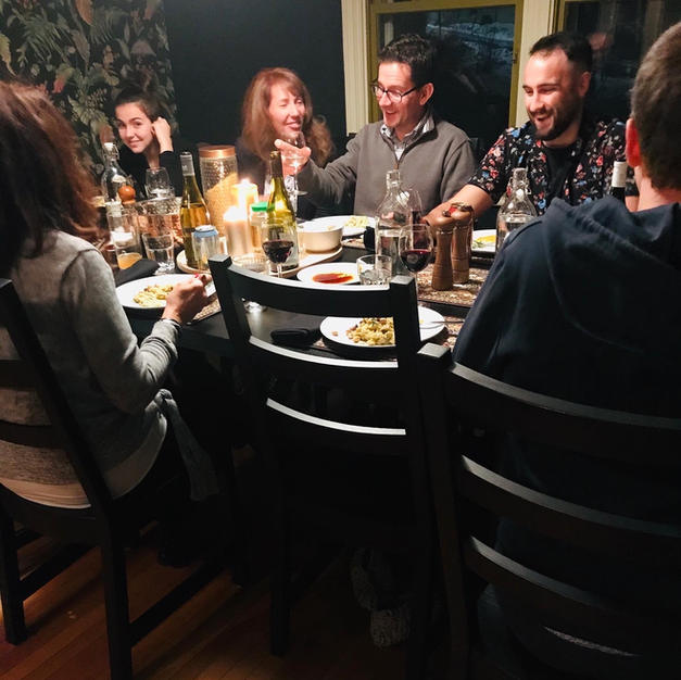 Des repas en bonne compagnie