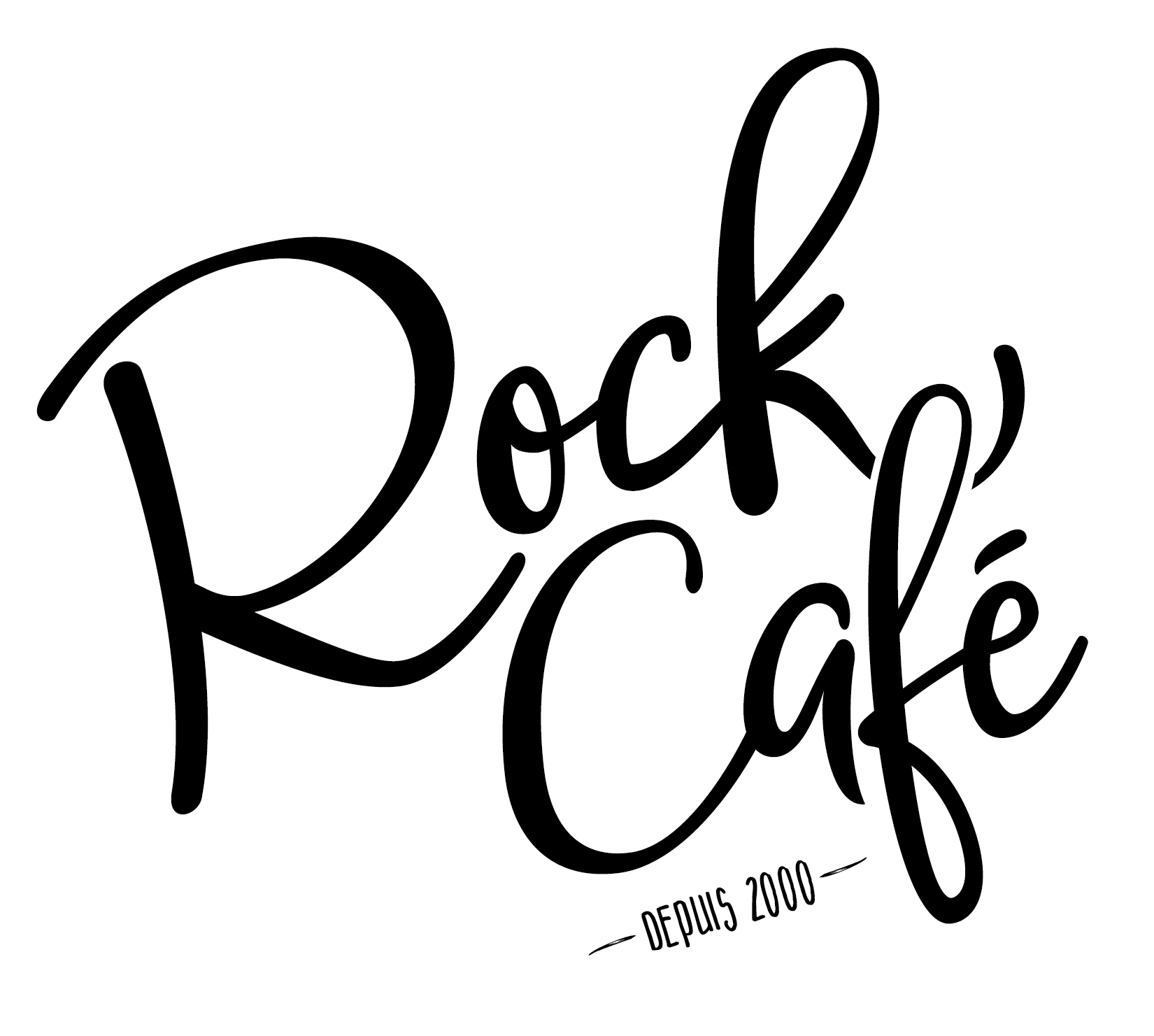 Logo, Rock Café, Saint-Georges