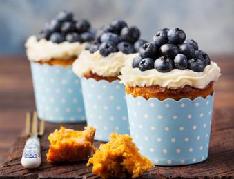 Pumpkin Cupcakes!