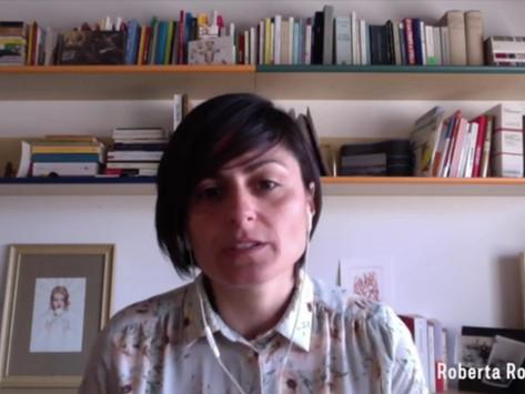Festival Biblico, intervista a Roberta Rocelli