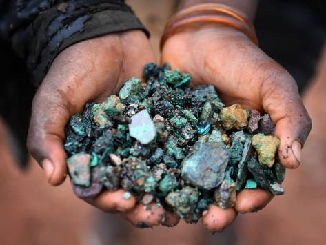 Le monde regarde le cobalt du Congo