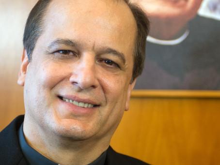 Valdir José de Castro: «Paolino è chi guarda al futuro»