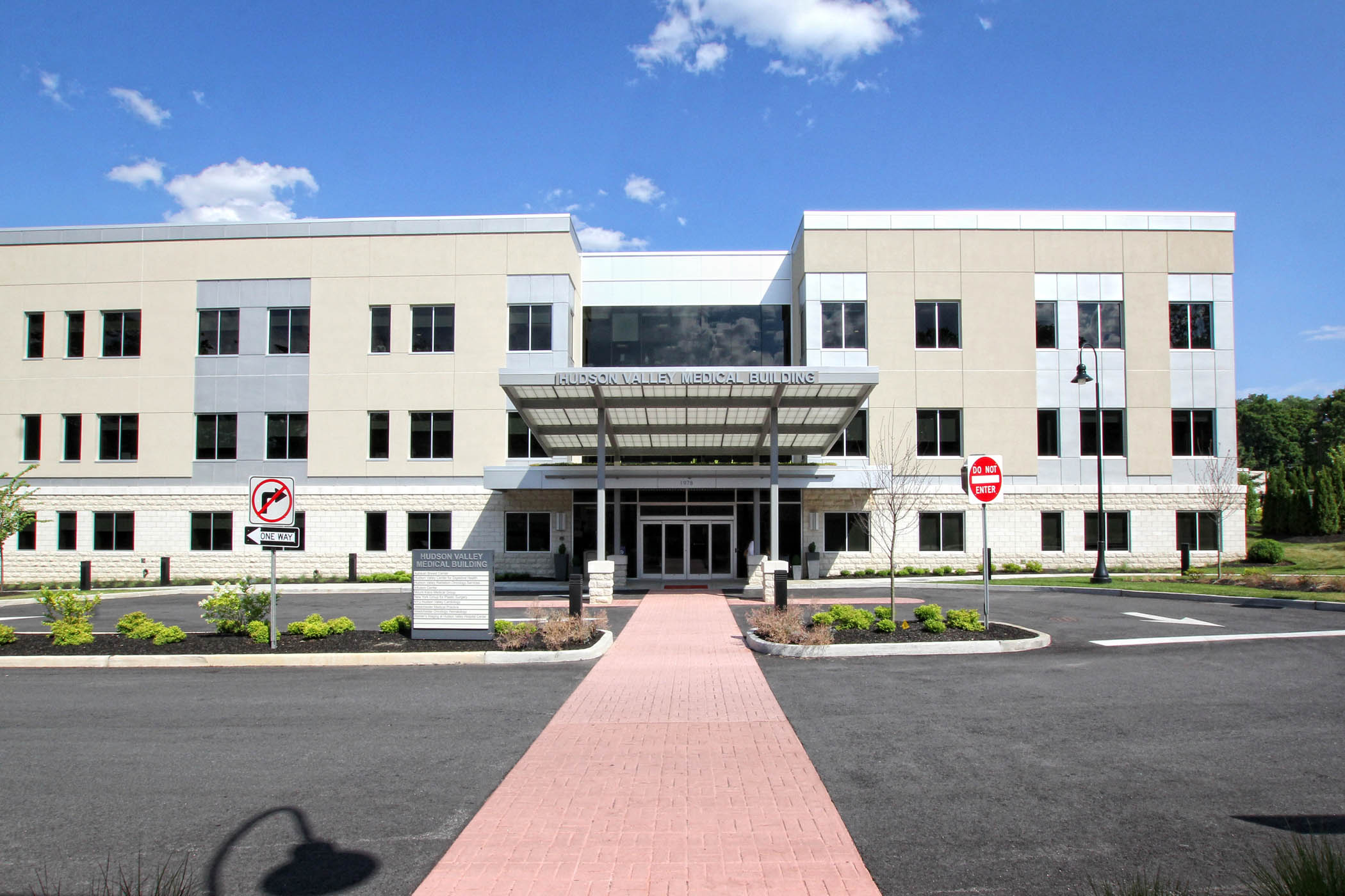 HUDSON VALLEY MEDICAL BUILDING