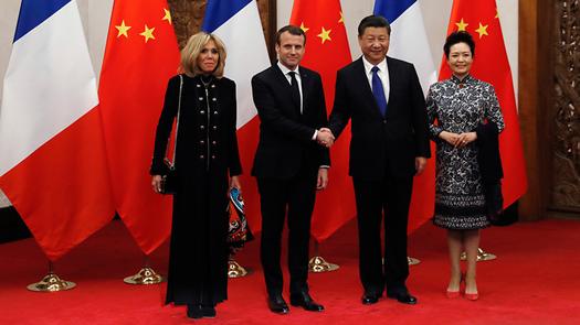 Macron en Chine: bilan d'un voyage plein de promesses