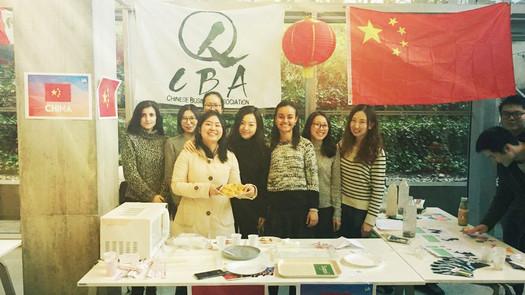 Cuisine et jeux chinois à l'EDHEC ! - Rétrospective du stand chinois lors de l'International Day