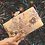 Thumbnail: Beige Embroidered Seraphina Clutch
