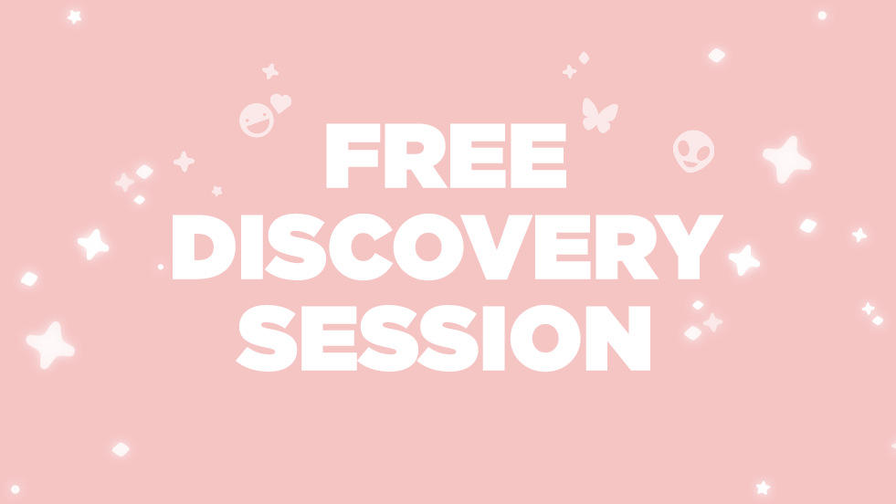 FREE Discovery session/consultation