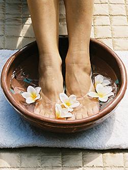 Detox Footbath